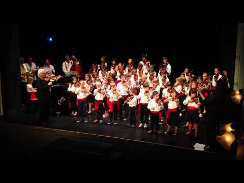 Ta Matoklada Sou Lamboun - Teatro Tartini - Pirano 30/6/2013