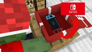 Video Monster School : Opening Christmas Presents - Minecraft Animations download MP3, 3GP, MP4, WEBM, AVI, FLV Oktober 2018