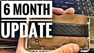 Dango Tactical Wallet 6 Month Update