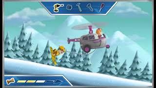 Paw Patrol New | Щенячий Патруль Щенки спасают пингвинов и Джейка Мультики про машинки Г   #part 11