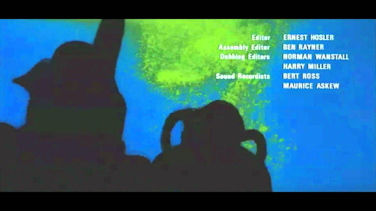 Thunderball- alternate title seq. - Dionne Warwick - HD STEREO