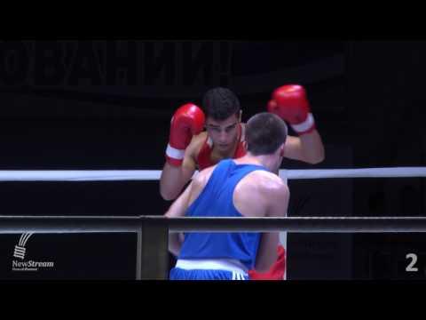 Чемпионат УФО 2017.  Финалы.  Пирдамов - Котов (81 кг)