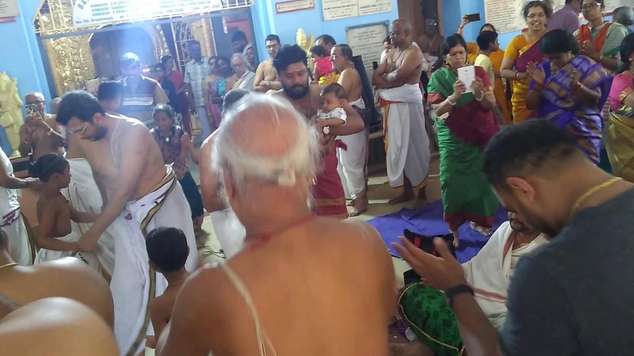 Hari Muke mana by OS Sundar @ Thiruvaiyaru