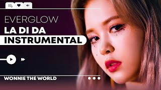 Download EVERGLOW - LA DI DA | Instrumental