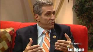 The Sam Lesante Show - US Congressman Lou Barletta