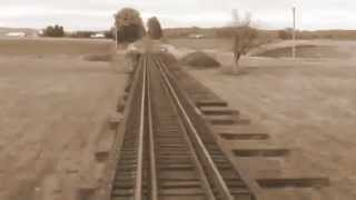 TimeLapse...Eastside Freight Railroad