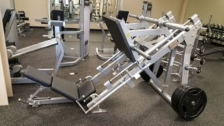 Hammer Strength Gym Package For Sale March 2016