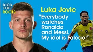 Real Madrid | Luka Jović: Real´s new superstar | Roots Jović