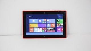 видео-обзор планшета Nokia Lumia 2520