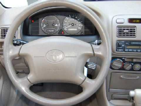 Used 2000 toyota corolla san jose ca 95129 youtube for Toyota corolla 2003 interior