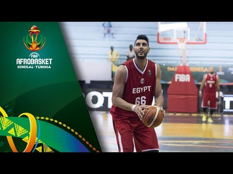 Mozambique v Egypt - Full Game - FIBA AfroBasket 2017