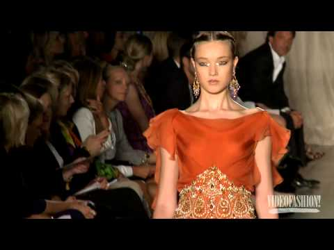 Marchesa Spring/Summer 2013 - Videofashion