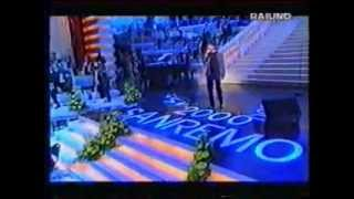 CLAUDIO FIORI SANREMO 2000 - FAI LA TUA VITA.avi