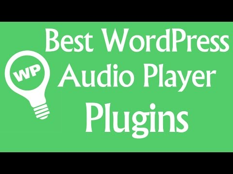 Best Wordpress Audio Player Plugin