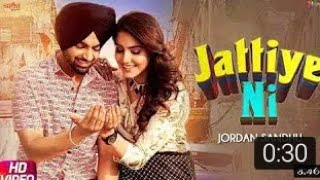 Jordan Sandhu - Jattiye Ni, Ginni Kapoor, JassiX, Arjan Virk, Bunty Bains, New Punjabi Songs 2019