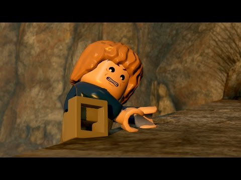 Lego The Hobbit - Erebor - Part 19