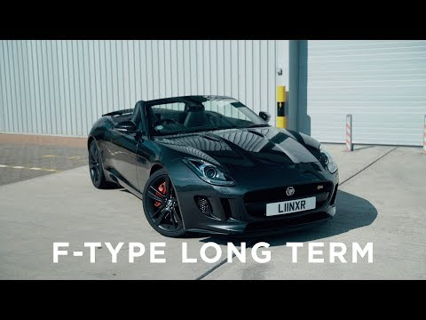 Jaguar F-Type V6S Long Term Review & Ownership