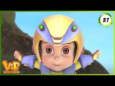 Vir: The Robot Boy | Vir Ka Robo Boy Suit | Action Cartoons For Kids | 3D Cartoons