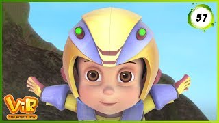 Vir: The Robot Boy | Vir Ka Robo Boy Suit | Action cartoons for Kids | 3D cartoons