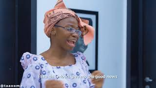 Download Taaooma Adedoyin Comedy - TAAOOMA - WE ARE TRYING TO SETTLE THIS MATTER