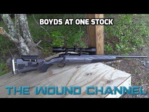 Boyds At-One Gun Stock
