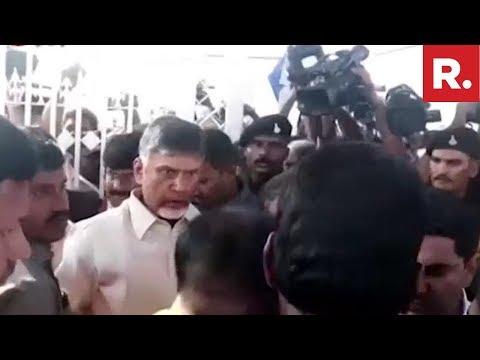 Ruckus Outside Andhra
