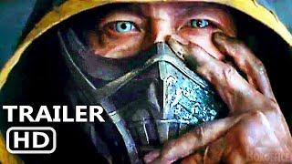 "MORTAL KOMBAT ""Scorpion Meets Sub-Zero"" Trailer (NEW 2021)"