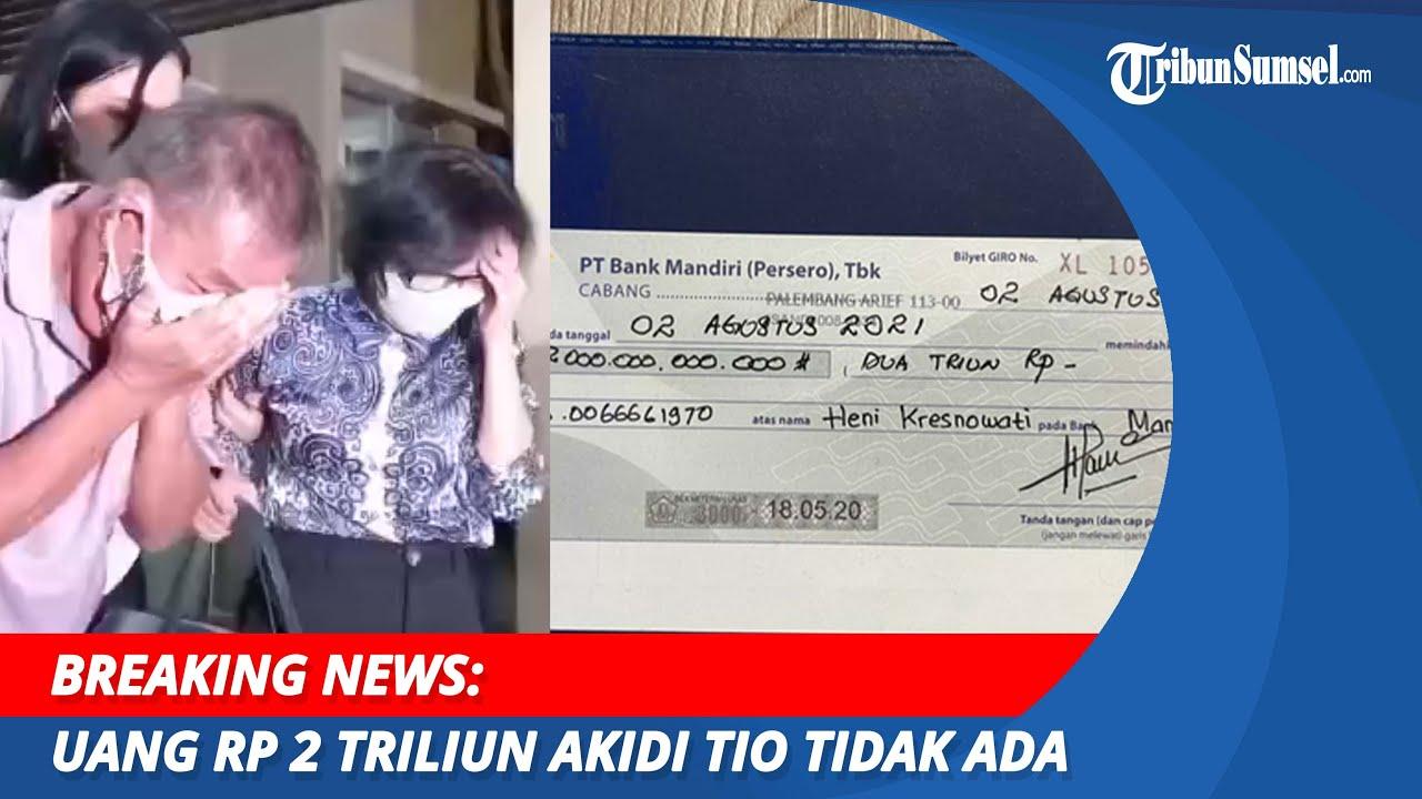 Download BREAKING NEWS:  Uang Rp 2 Triliun Akidi Tio Tidak Ada | Bagaimana Nasib Heriyanti