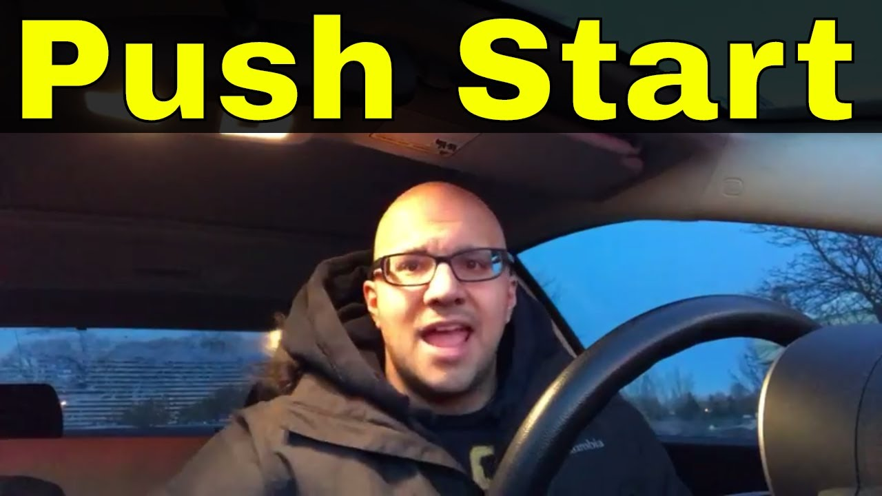 How to Push/Roll Start A Car - The Car Connection