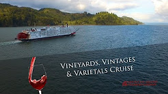 Vineyards, Vintages And Varietals Cruise  |  The American Empress