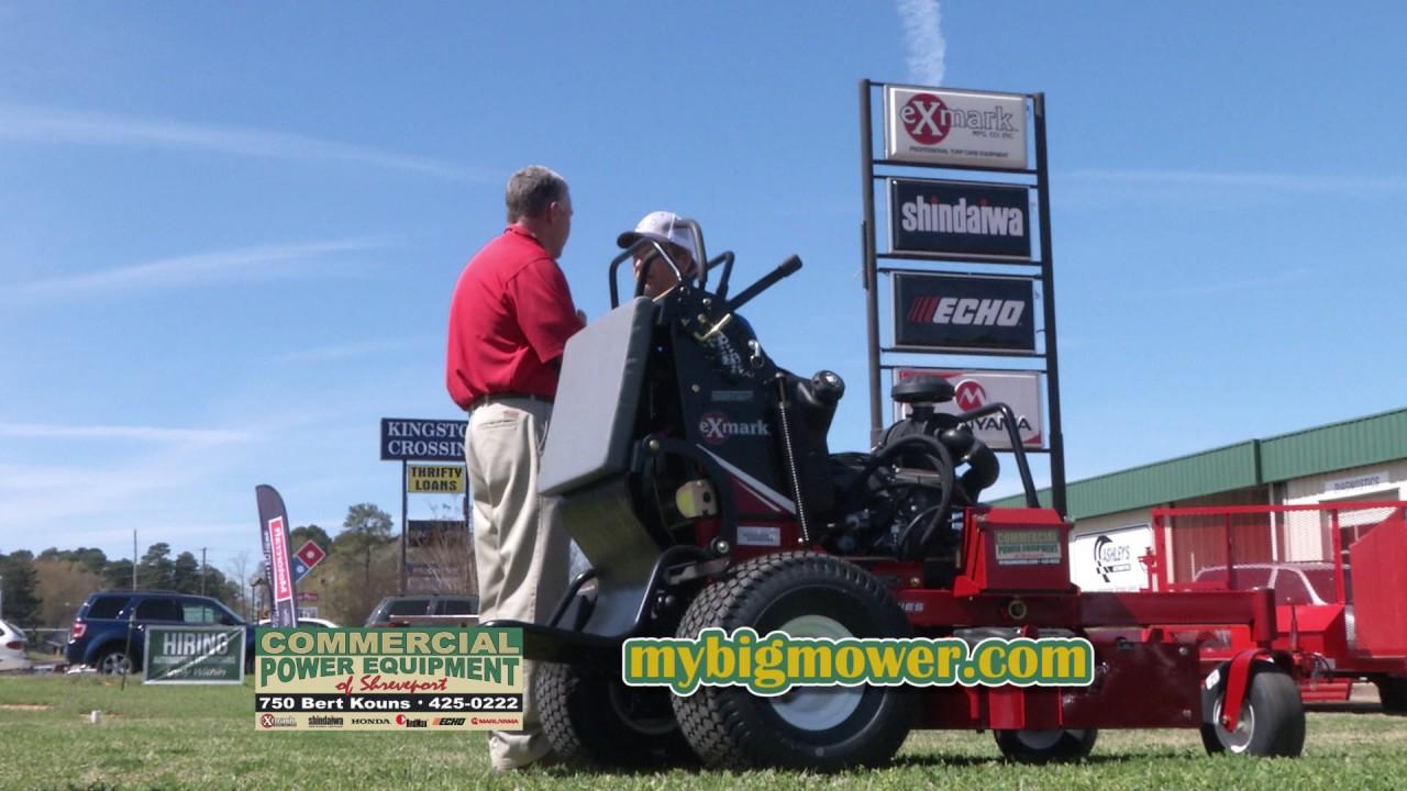 Lawn Equipment: Shreveport, LA: Commercial Power Equipment