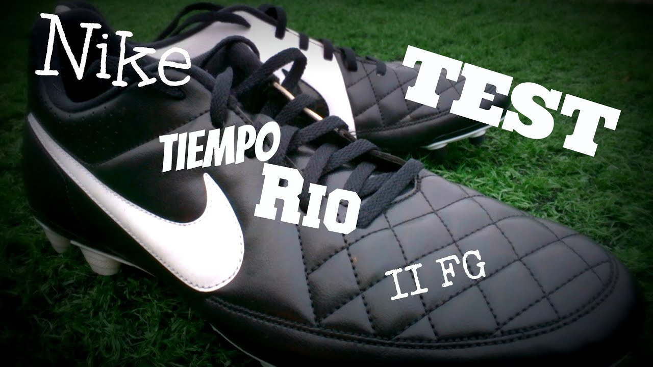 nike incinérer - Nike Tiempo Rio II FG Test I PKskillsCZ - YouTube