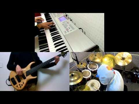 Supercell - Utakata Hanabi Band Cover (Renewal) instrumental #2