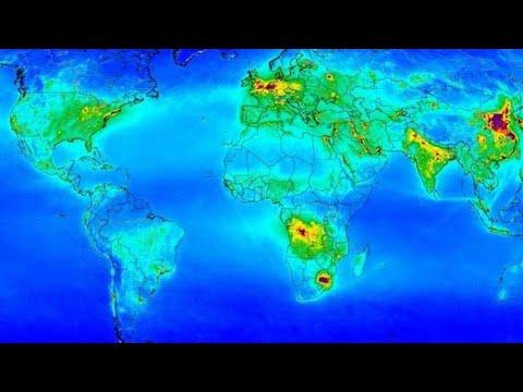 Dünya Covid-19 önlemleri sayesinde kendini temizliyor | Araştırma