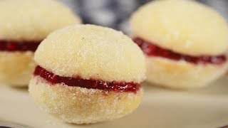 Butterball Cookies Recipe Demonstration - Joyofbaking.com
