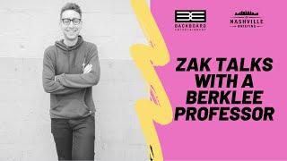 Zak Kuhn talks with Ralph Jaccodine, Professor at Berklee College Of Music