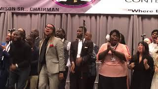 Professor James Hall @Gospel Music Workshop of America (GMWA) Atlanta 2018 CAD
