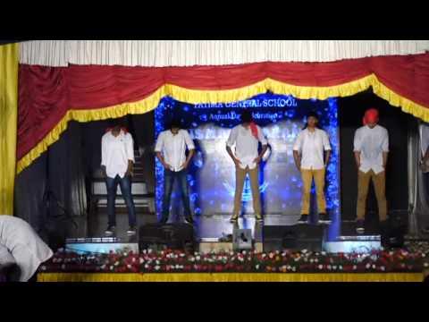 Coolest Malayalam Dance: part-2...