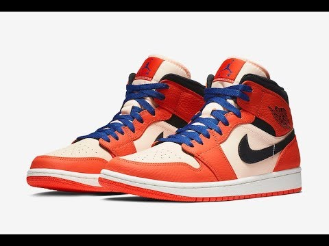 How To Style Jordan 1 TEAM ORANGE +  UNBOXING AND REVIEW  + ON FEET1