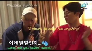 The way Jungkook show his Love for Jimin #2 (Jungkook has no emotion's in front of Jimin?)