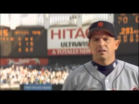 For Love of the Game Official Trailer #1 - Brian Cox Movie (1999) HD