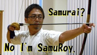 Wonders of Japan: Zen Archery (Kyudo) and Special Sashimi [#1 SamuRoy Channel]