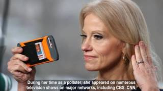 Who is Kellyanne Conway? - Kellyanne Conway: A crash course - Pictures