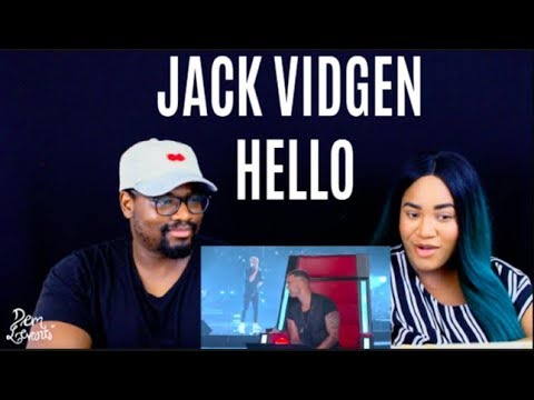 The Blind Auditions: Jack Vidgen sings 'Hello' | The Voice Australia 2019 |REACTION