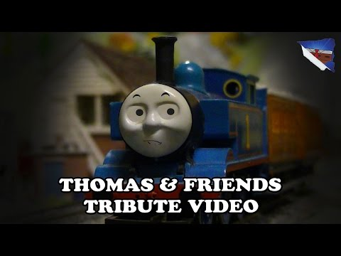 Thomas & Friends  - Tribute Video - BBC Concert Orchestra Style