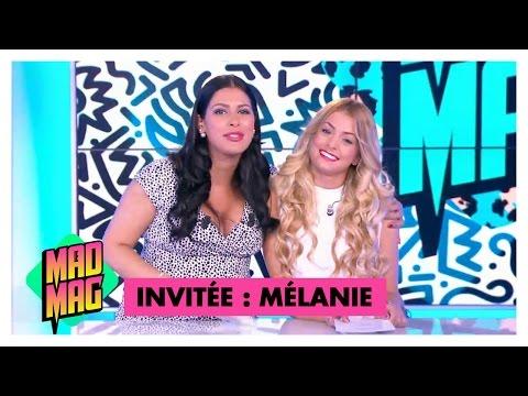 Le Mad Mag du 13/04/2016 - Emission 37 avec Mélanie