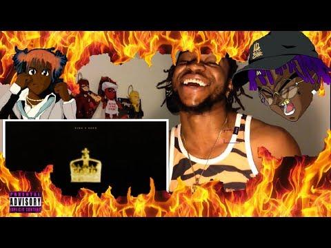 Kendrick Lamar Jay Rock Future James Blake - King&39;s Dead Pseudo