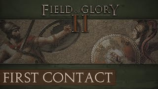 [FR] Field of Glory 2 - First Contact - Face à Rome 1/2