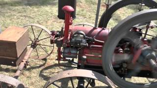 STATIONARY ENGINES KINGAROY VINTAGE MACHINERY DAY 2014