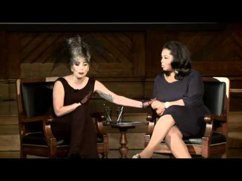 Lady Gaga - Born This Way Foundation Launch Event